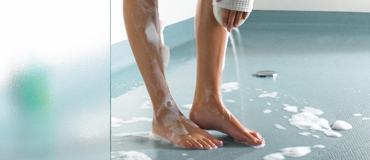 Shower Area _Sheared Slate H4960
