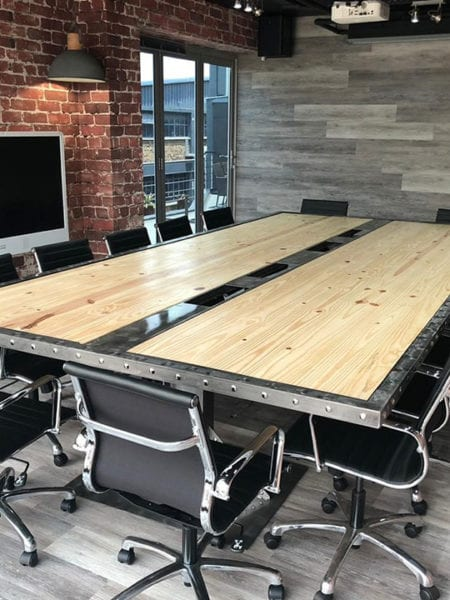 ITR Africa Boardroom Revamp